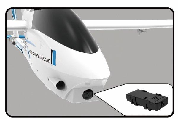 Volantex RC Ranger 1600 FPV 757-7 KIT Elektroszybowiec
