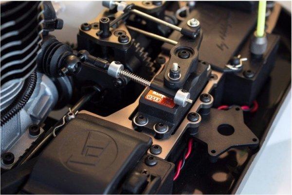 Model spalinowy RC Hobbytech SPIRIT NXT GP RTR 4WD 1/8