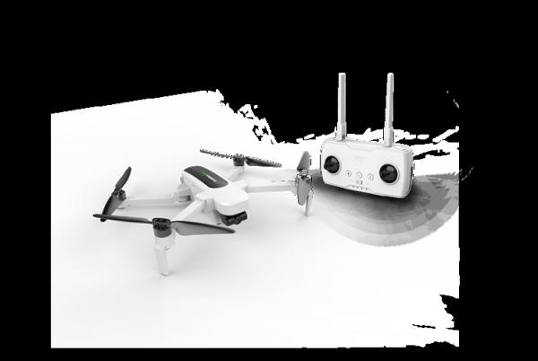 NOWOŚĆ! Dron Hubsan H117S Zino Gimbal Kamera 4K Bezszczotkowy