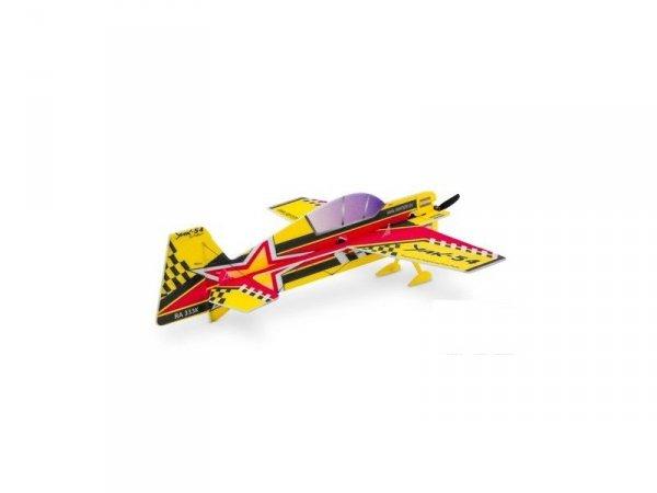 PELIKAN - Samolot akrobacyjny Yak-54 EPP 3D KIT