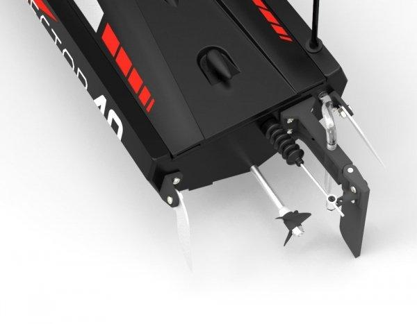 Volantex RC Vector 40 cm Szybka motorówka 797-1 brushless RTR