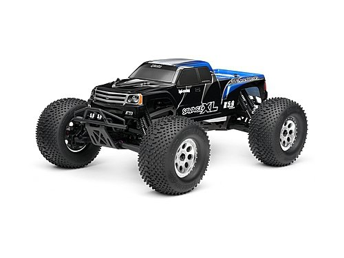 Karoseria GT GIGANTE TRUCK PAINTED BODY (BLUE)