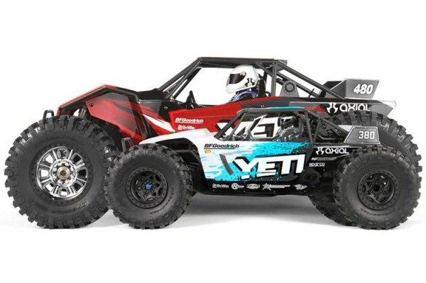 Model RC Axial Yeti XL 1:8 RTR