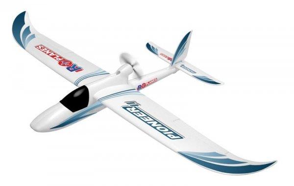 PIONEER II 2,4 GHz RTF Mode 2 - Samolot R-PLANES