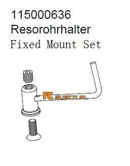 Fixed Mount Set - Ansmann Virus