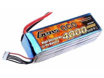 AKUMULATOR Gens Ace 4000mAh 14.8V 25C Gens Ace