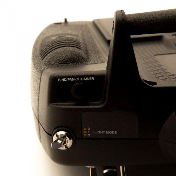 DXe DSM X Spektrum Air AR610 Mode 1-4