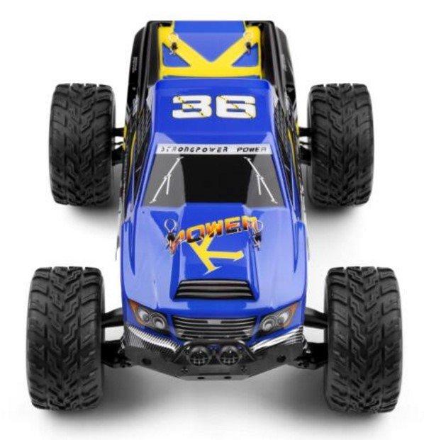 Samochód Terenowy Monster Truck A323 WL Toys 2.4 GHz