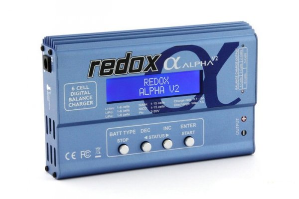 Ładowarka Redox ALPHA V2 PROMOCJA