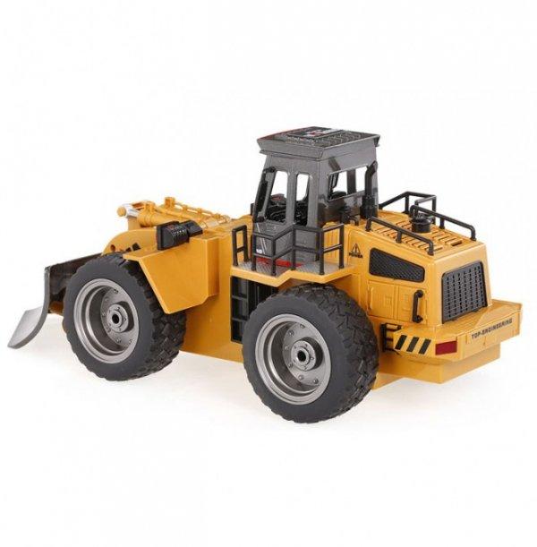 H-Toys Spychacz/pług śniegowy 1:18 6CH 2.4GHz RTR
