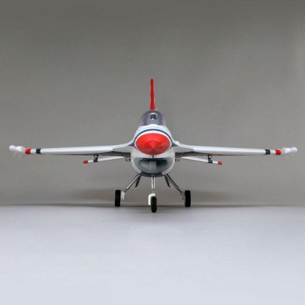 E-flite F-16 Thunderbirds 70mm EDF SAFE Select BNF Basic