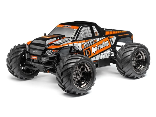 BULLET MT 3.0 1/10 4WD NITRO MONSTER TRUCK