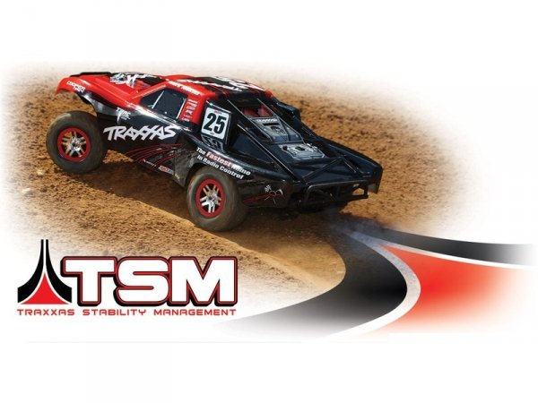 Traxxas Nitro Slayer 1:10 TQi Bluetooth Ready TSM