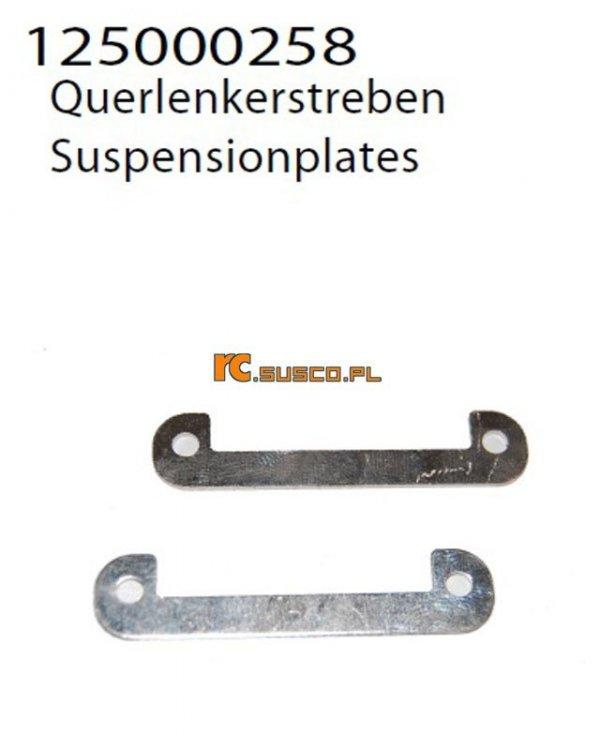 Suspension plates