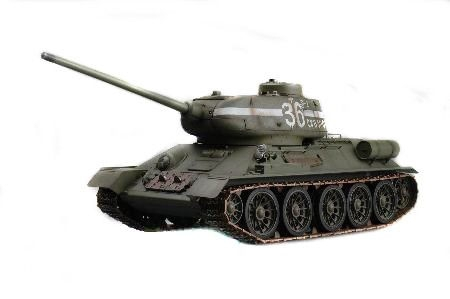"Trumpeter 1:16 Russian T34/85 ""Rudy"" 2.4GHz RTR"