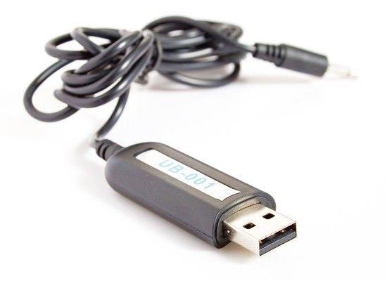 Interfejs USB symulatora - kabel do nadajników Walkera 2.4GHz (UB-001)