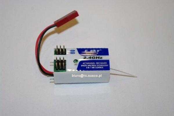 Kontroler 4w1 2,4 GHz - EK2-0708 / 000878 - E-Sky