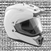 BUSE ROCC 770  Kask Off-Road biały metalik