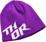 Czapka THOR STACKED SKULL CAP purple / white