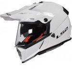 KASK LS2 MX436 PIONEER WHITE