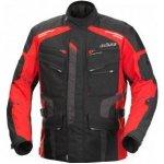 Kurtka motocyklowa BUSE Torino Evo czarno-czerwona