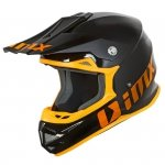 KASK OFF-ROAD IMX FMX-01 PLAY BLACK/ORANGE