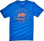 FOX JUNIOR REVEALER TRUE BLUE T-SHIRT