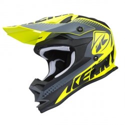 KASK CROSS KENNY PERFORMANCE NEON YELLOW 2018