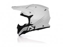 Acerbis Kask Impact Full White biały