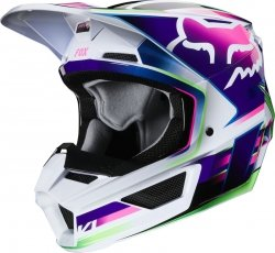 FOX KASK OFF-ROAD JUNIOR V-1 GAMA MULTI