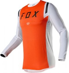 FOX BLUZA OFF- ROAD FLEXAIR HOWK FLO ORANGE