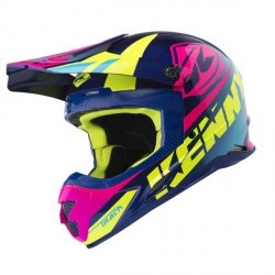 KASK CROSS KENNY TRACK BLUE PINK 2018