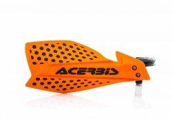 Acerbis Handbary X-Ultimate pomarańczowo - czarny