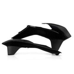 Acerbis KTM boki od chłodnicy SX /SXF / EXC czarny