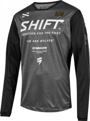 SHIFT  BLUZA OFF-ROAD WHIT3 MUSE SMOKE