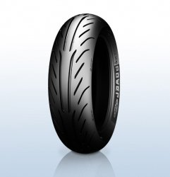 MICHELIN OPONA 130/70-13 M/C 63P REINF POWER PURE SC REAR TL