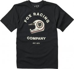 FOX T-SHIRT JUNIOR MOTO 3 BLACK