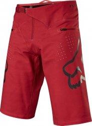 SPODENKI FOX FLEXAIR RED/BLACK