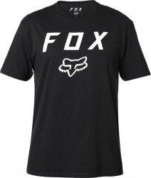 FOX  T-SHIRT LEGACY MOTH BLACK