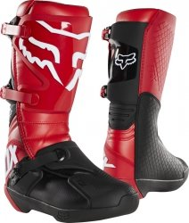 FOX BUTY OFF-ROAF COMP FLAME RED