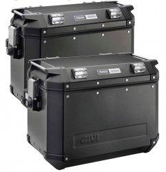 Kufer boczny Givi 48 Litrów PRAWY OBK48BR TREKKER OUTBACK