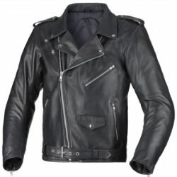 BUSE Kurtka motocyklowa Lancaster czarna