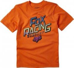 FOX T-SHIRT JUNIOR CRUISER ORANGE FLAME