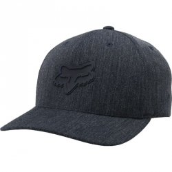 FOX CZAPKA Z DASZKIEM FOX HEADS UP110 HEATHER NAVY