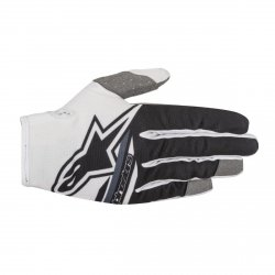 RĘKAWICE ALPINESTARS RADAR FLIGHT S8Y WHITE/BLACK