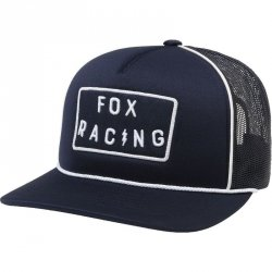 FOX CZAPKA Z DAS.  LADY BOLT TRUCKER LIGHT INDIGO