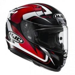 KASK HJC R-PHA-11 BLUDOM BLACK/RED/WHITE