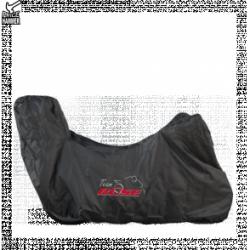 BUSE  Pokrowiec na motocykl z kufrem (na zewnątrz)