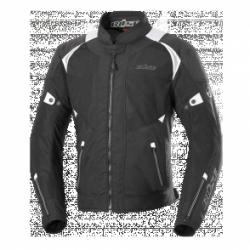 BUSE Kurtka motocyklowa DAMSKA Solara czarno-biał