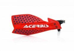 Acerbis Handbary X-Ultimate czerwono - niebieski